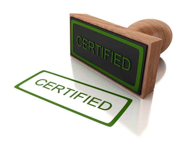 Is your company certifies and insured?