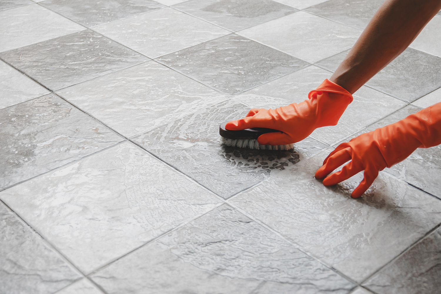 Tile and grout cleaning for your house