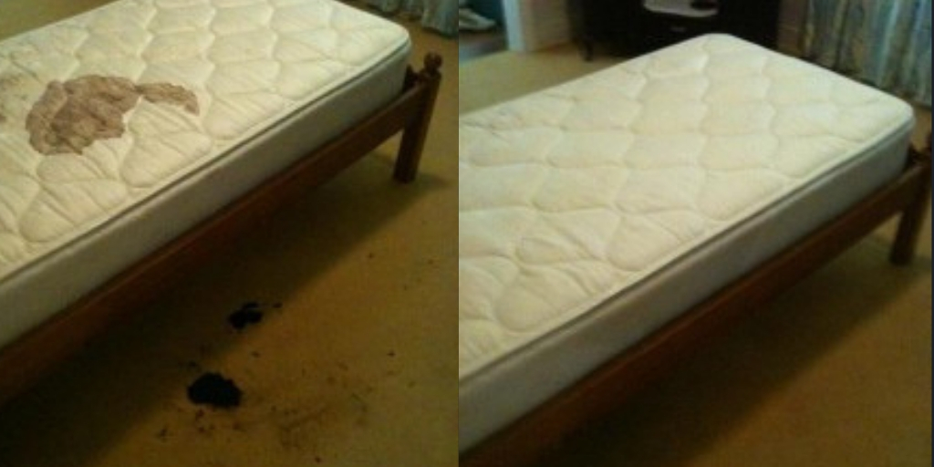 Different Methods to Remove a Blood Stain from the Mattresses