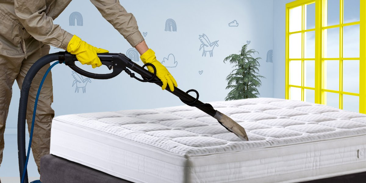 The Best Methods to Clean Urine Stains from the Mattresses