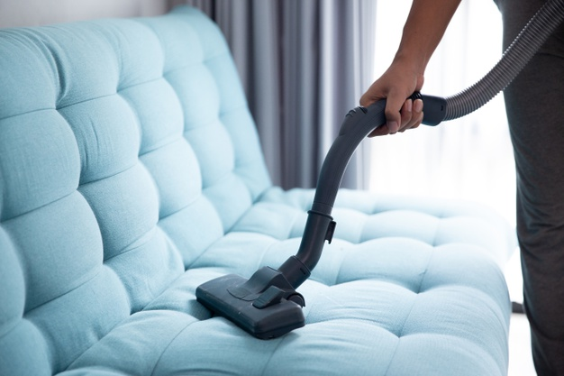 Sofa Cleaning without Professional